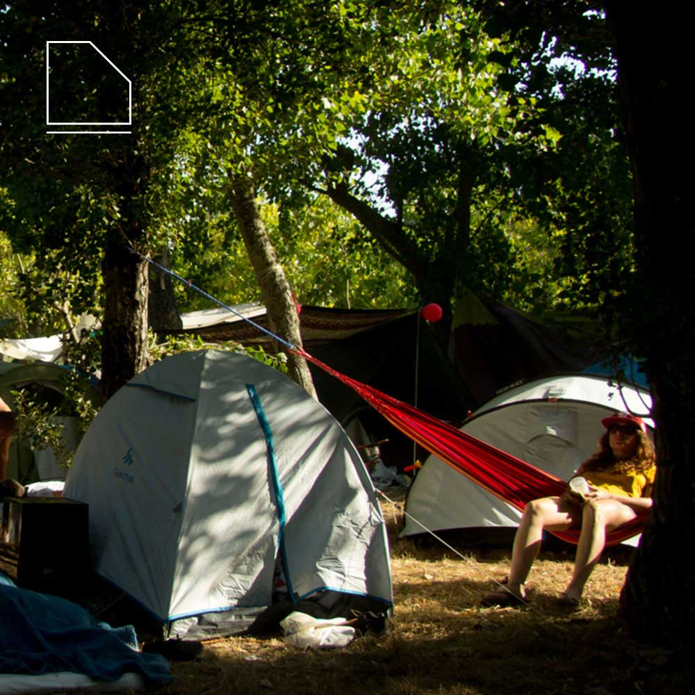 FESTIVAL FORTE CAMPING IS LOVE