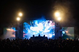 Festival Forte 2018 visuals