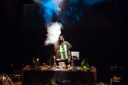 smoke festival forte theatre