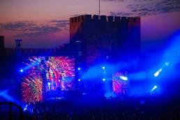 amazing visuals malo lacroix festival forte 2018