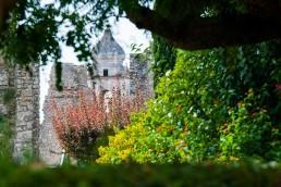 garden castle montemor-o-velho