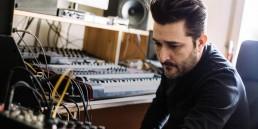 dans le studio the hacker